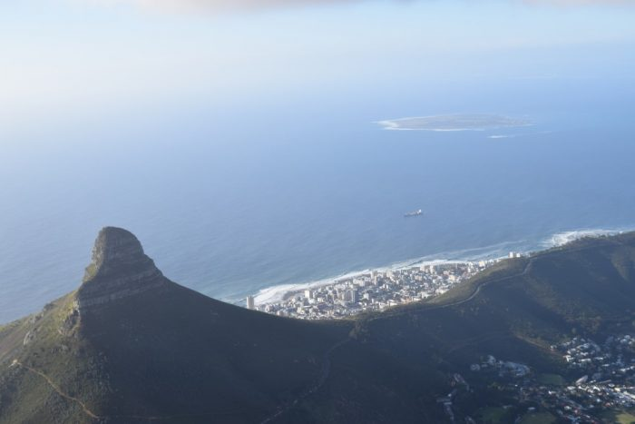 Signal Hill, Seinheuwel, Kaapstad, Suid-Afrika, Table Mountain, Cape Town, South Africa