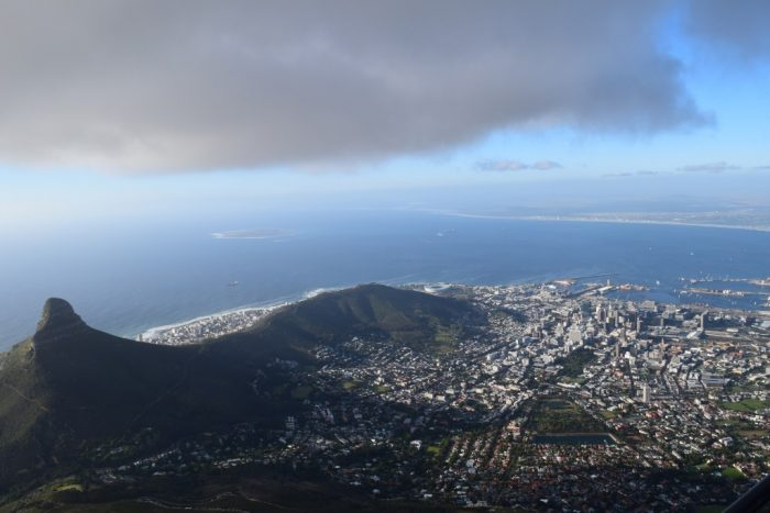 Signal Hill, Table Mountain, Cape Town, South Africa