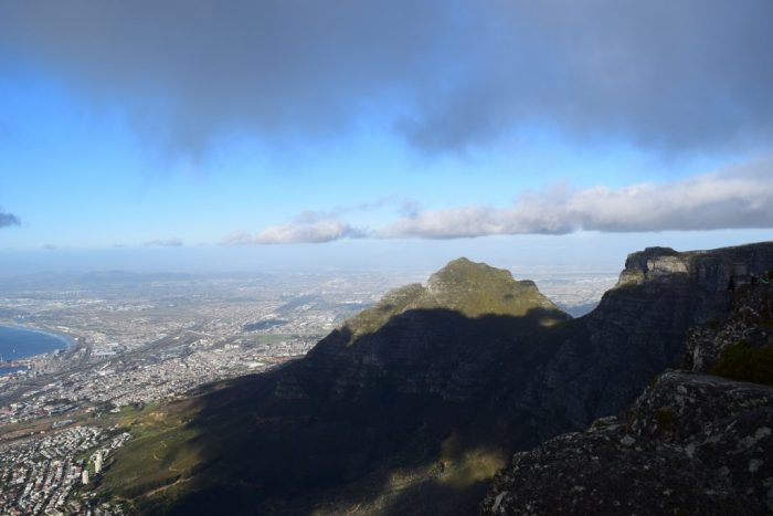 Table Mountain, Cape Town, South Africa, Taffelberget, Sydafrika