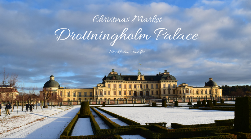 Christmas Market at Drottningholm Palace