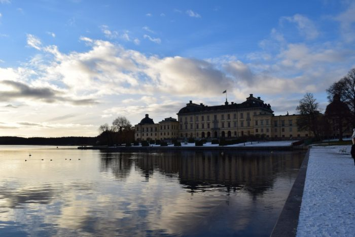 Drottningholm Palace, Christmas Market, Stockholm, Sweden