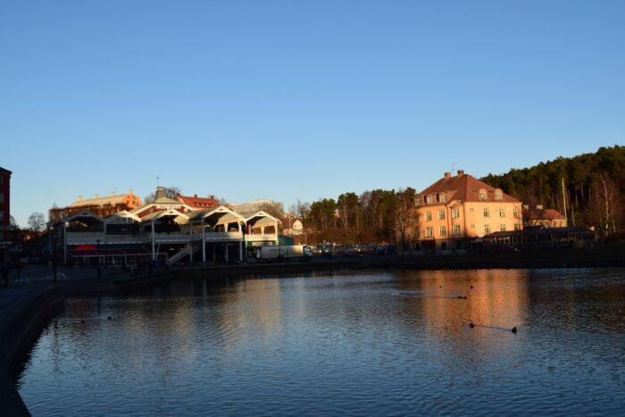 Marenplan, Sodertalje, Södertälje, Sweden, Sverige