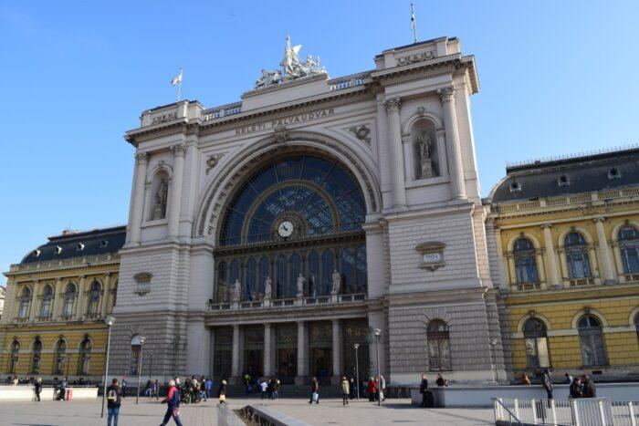 Budapest Keleti Railway station, Hungary
