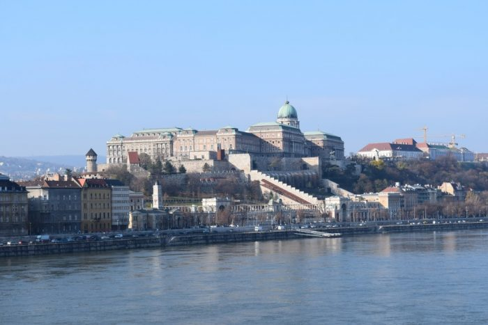 Castle Hill, Budapest, Hungary