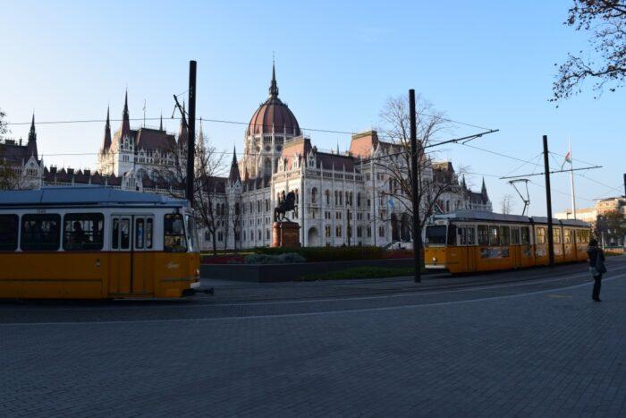 Hungarian Parliament Building, Budapest, Hungary, Országház