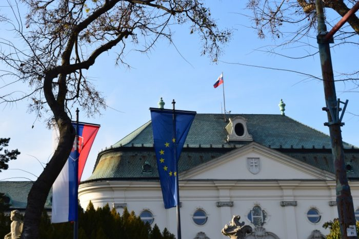 Episcopal Summer Palace, Letný Arcibiskupský Palác Bratislava, Slovakia, Slovensko