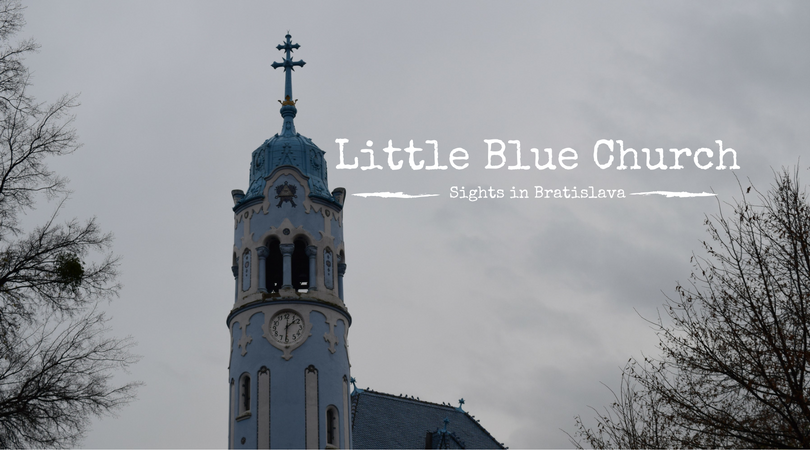 Little Blue Church, Church of St. Elisabeth, Kostol svätej Alžbety, Modrý kostolík, Kék templom, Bratislava, Slovakia, Slovensko