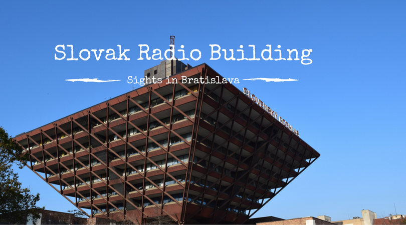 Slovak Radio Building, Budova Slovenského rozhlasu, Rozhlas a televízia Slovenska, Slovenský rozhlas, Bratislava, Slovakia