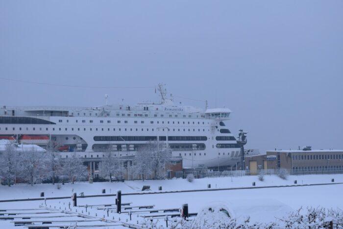 Tallink, MS Romantika, Riga, Latvia, 2017