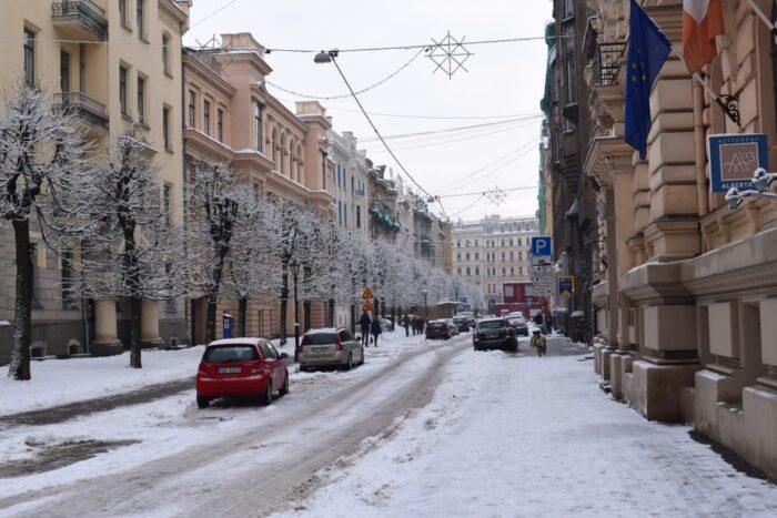 Riga, Latvia, 2017