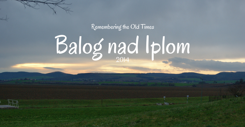 Remembering the Old Times, Balog nad Ipľom, 2014