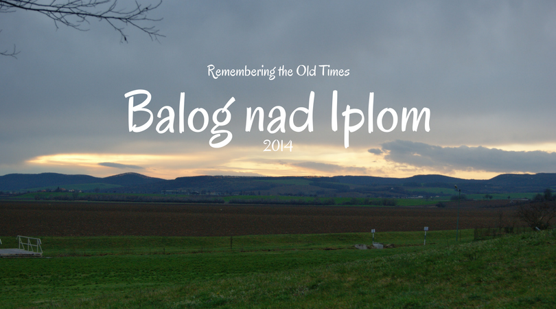 Remembering the Old Times – Balog nad Ipľom 2014