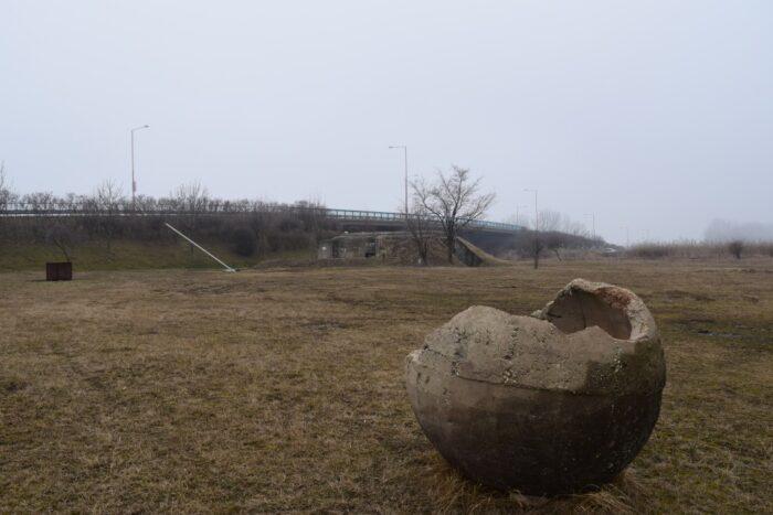 Bunker BS-6 ,Petržalka, Bratislava, Slovakia, Second World War