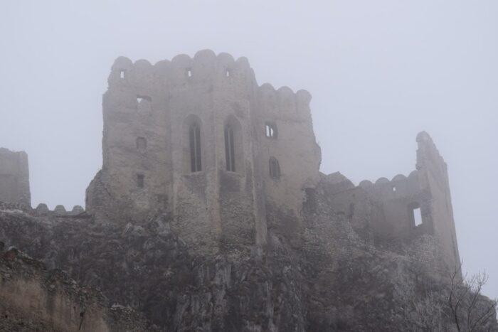 Hrad, Castle, Beckov, Slovakia