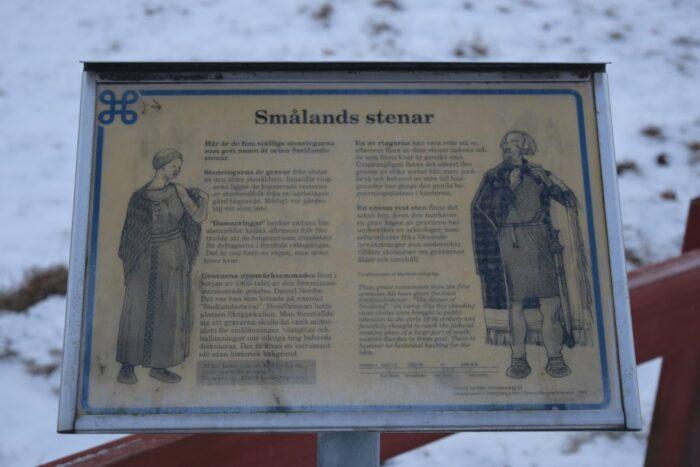 Stone circle, Domarringar, Smålandsstenar, Småland, Sweden, Sverige, Schweden