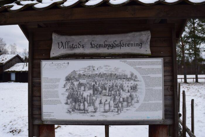 Villstad Hembygdspark, Smålandsstenar, Småland, Sweden, Sverige, Schweden