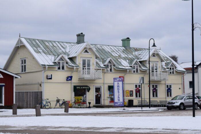 Smålandsstenar, Småland, Sweden