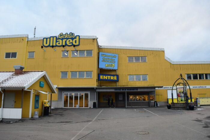 Ullared, Halland, Sweden, Gekås, Sverige, Schweden