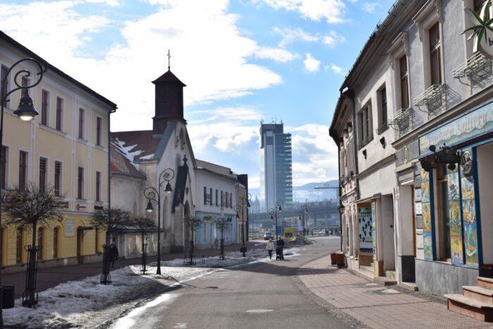 Banská Bystrica, Slovakia, Slovensko