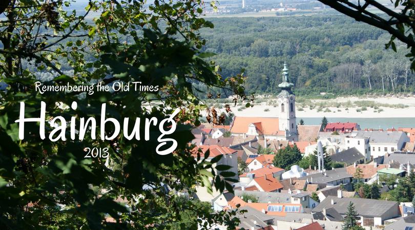 Hainburg an der Donau, Austria, 2013