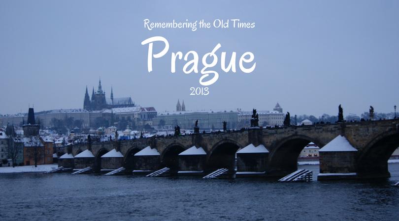 Prague, Czech Republic, 2013