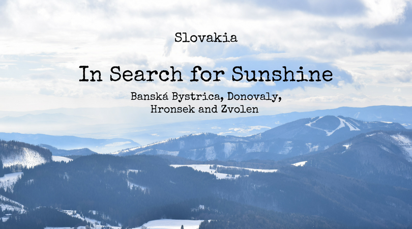Searching for Sunshine in Slovakia