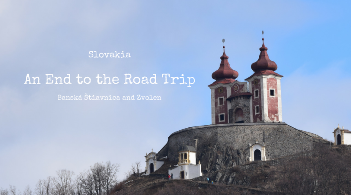 Road trip, Banská Štiavnica and Zvolen, Slovakia