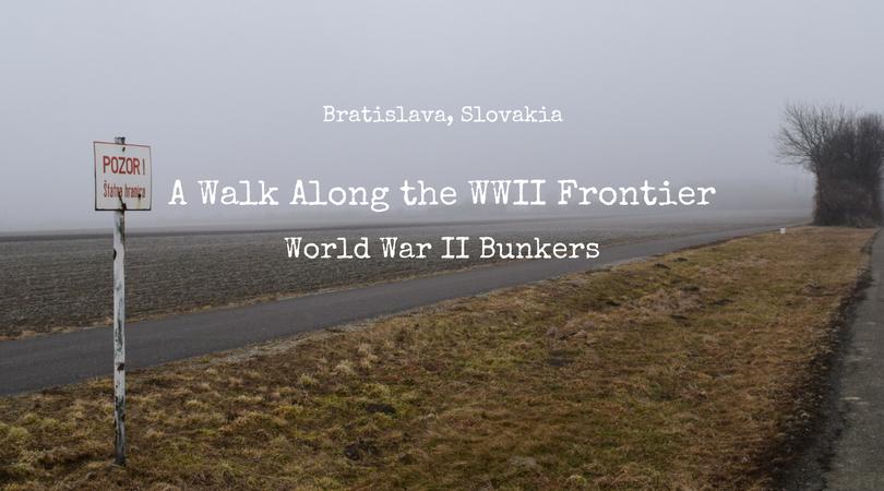 Bratislava: A Walk Along the WWII Frontier