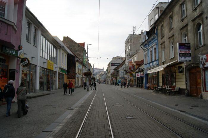 Obchodná, Bratislava, Slovakia