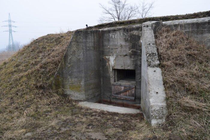Bunker BS-6 Vrba, Bratislava, Slovakia