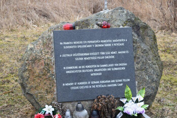 Bunker BS-6 Vrba, Bratislava, Slovakia, Petržalka amassing camp, German Concentration Camp