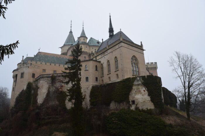 Bojnice Castle, Zámok Bojnice, Slovakia, Slovensko