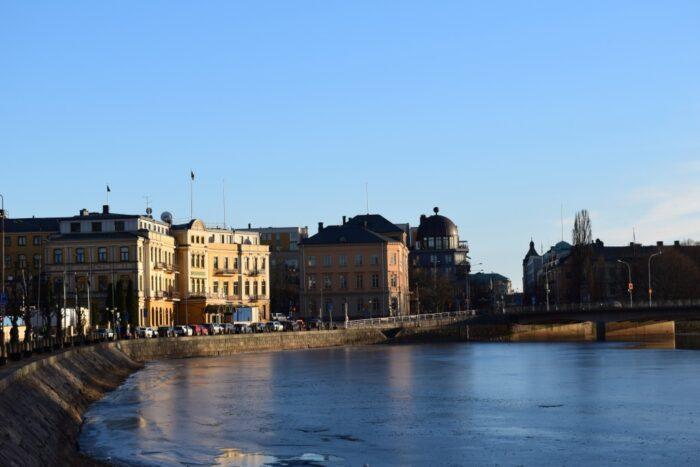 Klarälven, Karlstad, Sweden