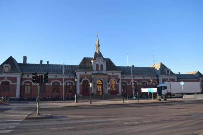 Train Station, Karlstad, Sweden