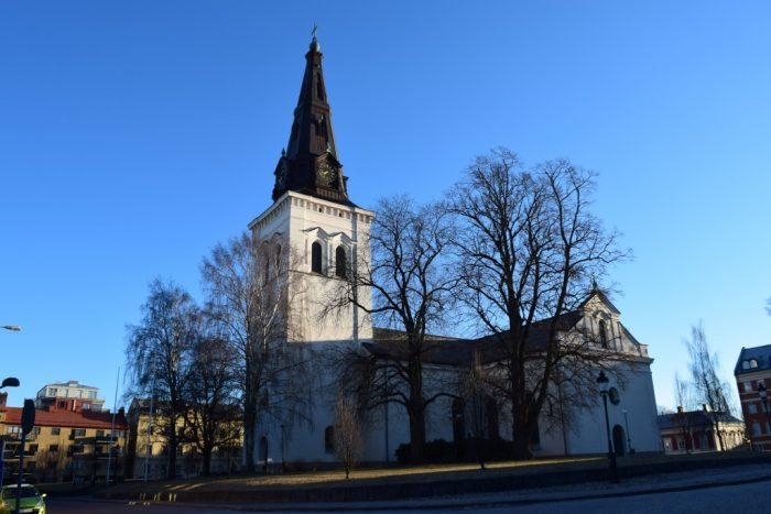 Karlstads Domkyrka, Cathedral, Karlstad, Sweden