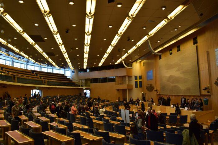 Swedish Riksdag, Stockholm, Sweden, Riksdagen, Riksdagshuset, Sverige