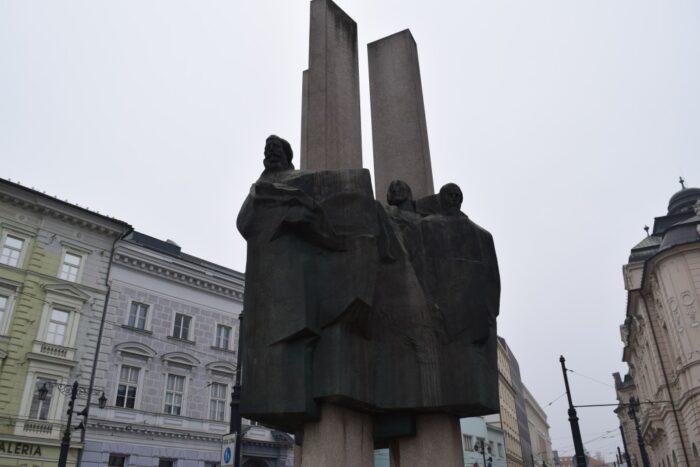 Námestie Ľudovíta Štúra, Sights in Bratislava, Slovakia, Ľudovít Štúr, Slovensko