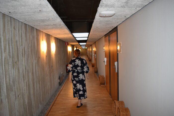Yasuragi, Japanese Spa, Nacka, Stockholm, Sweden