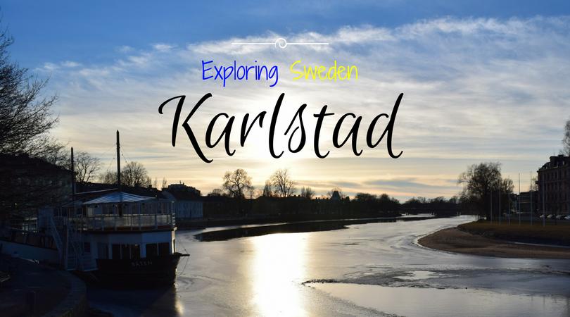 Exploring Sweden – Karlstad, Värmland