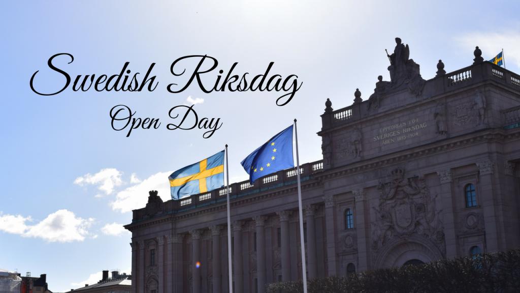 Swedish Riksdag, Stockholm, Sweden
