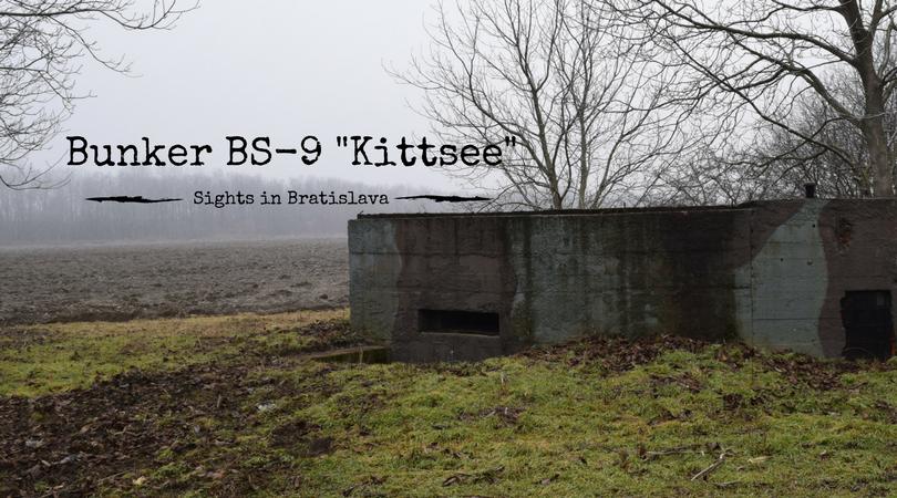 Sights in Bratislava, Bunker BS-9 Kittsee, Slovakia, Slovensko