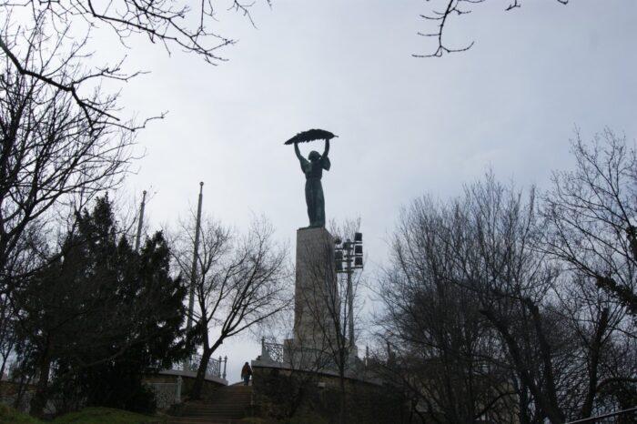 Budapest, Hungary, Freedom Monument