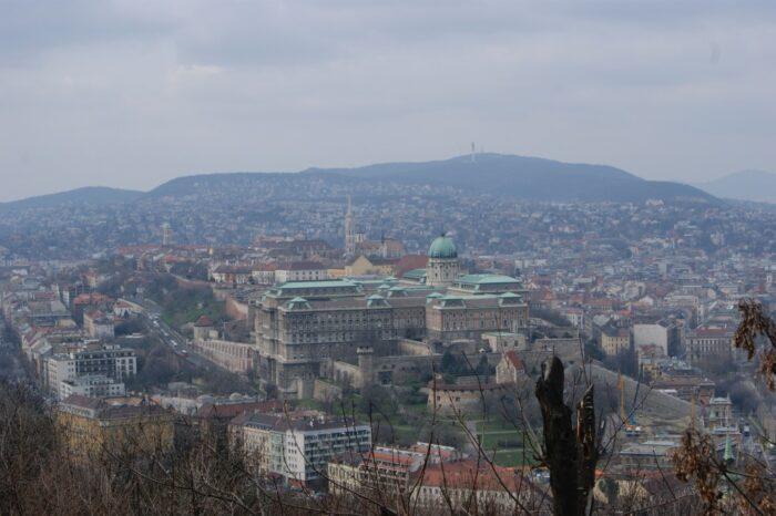 Budapest, Hungary, Buda Castle