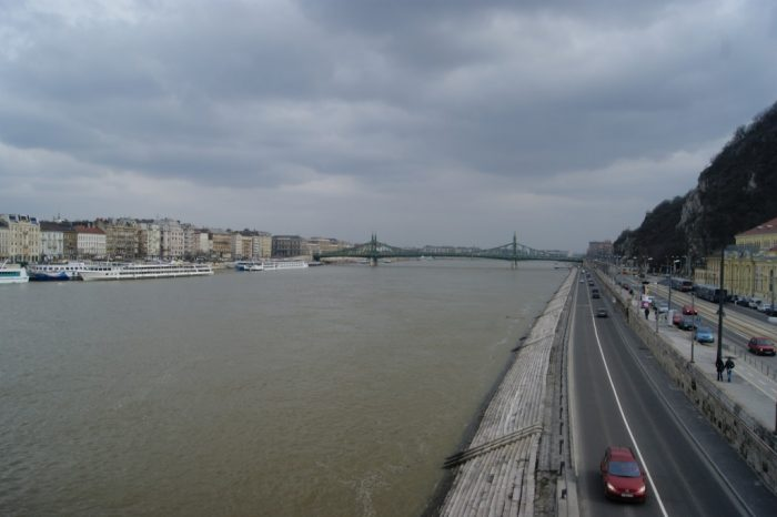 Budapest, Hungary, Danube River