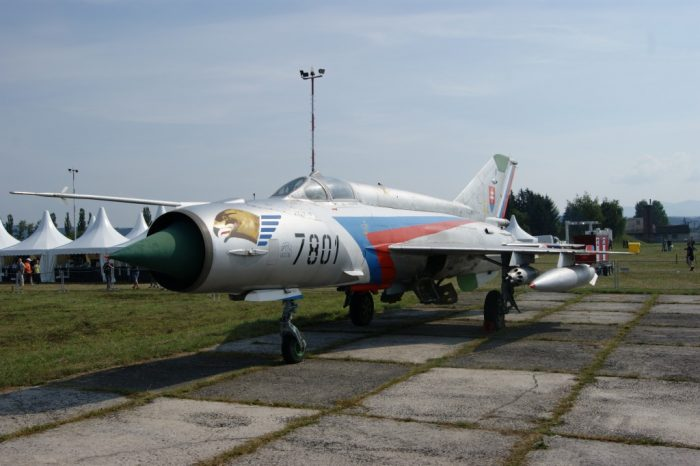 Sliač 2013, Slovakia, SIAF, Slovak Airforce