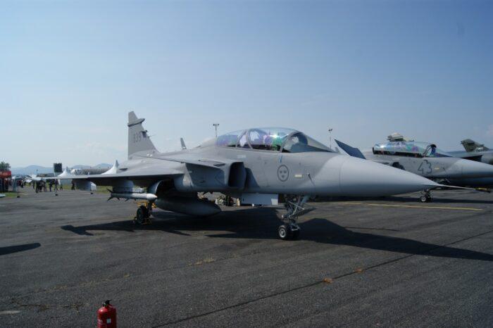 Sliač 2013, Slovakia, SIAF, Swedish Airforce, JAS 39 Gripen, SAAB