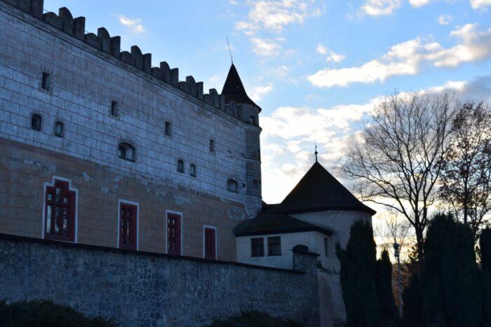 Zvolen, Slovakia, Zvolen Castle, Zvolenský zámok
