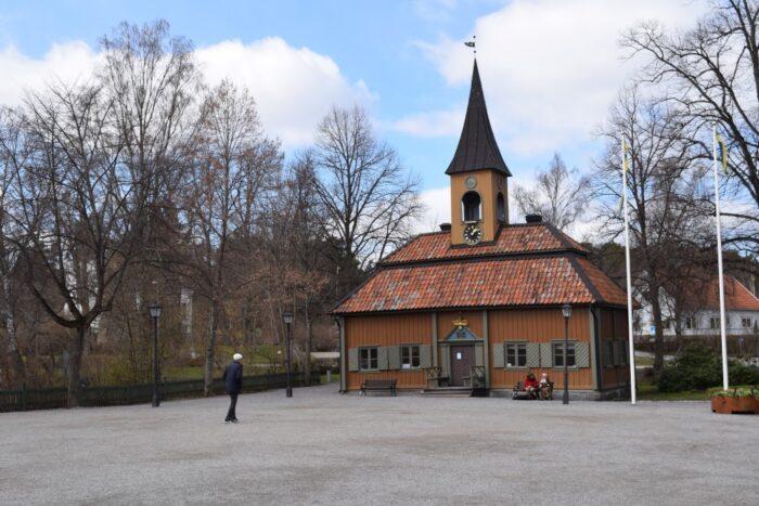Sigtuna Rådhus, Sigtuna, Uppland, Sweden