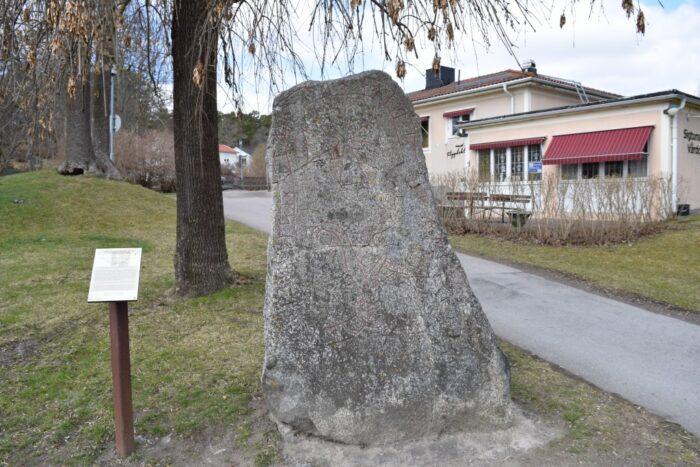 Sigtuna, Uppland, Sweden, Rune Stone