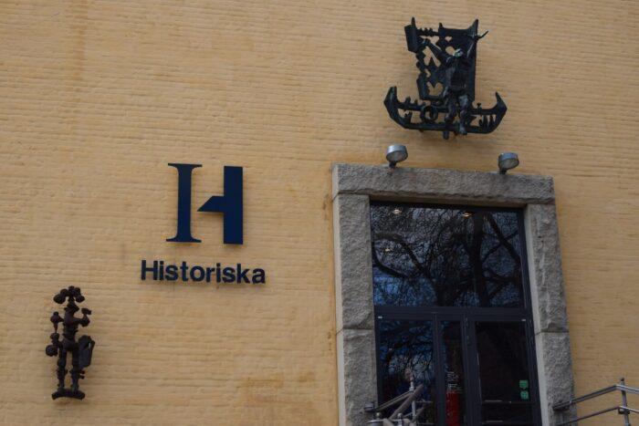 Historiska museet, Swedish History Museum, Stockholm, Sweden